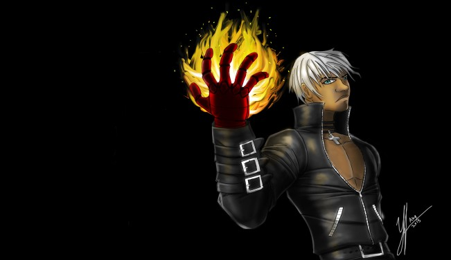 King of Fighters K 11x19
